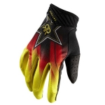 Fox Racing Airline Rockstar Blur Gloves yellow 12 - 2XL # SALE
