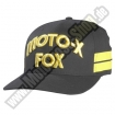 Fox Racing Hall of Fame Flexfit Kappe schwarz-gelb EXTREME SALE
