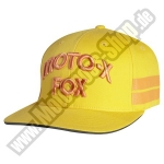 Fox Racing Hall of Fame Flexfit Kappe Sunset gold # SALE