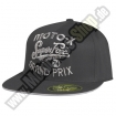 Fox Racing SFMX 210 Fitted Flexfit Kappe schwarz EXTREME SALE