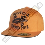 Fox Racing SFMX 210 Fitted Flexfit Kappe orange # SALE