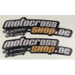 Motocross-Shop.de Front Fender Decal