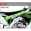 OneDesign Side Pad Grip HDR Kawasaki KXF 250 17-19