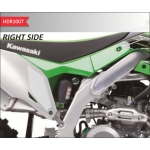 OneDesign Side Pad Grip HDR Kawasaki KXF 450 19-