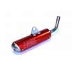 HGS silencer GasGas MC 65 2021 rot
