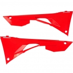 Ufo Plast Airbox Side Panels Honda CRF 250R from 10', CRF 450R from 09'