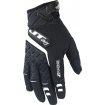 JT Racing Protek Gloves Black-White 2015