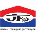 JT Racing Decal Van/Trailer