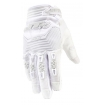 JT Racing Throttle Gloves White-Grey 2015