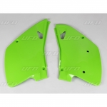 Ufo Plast Side Panels Kawasaki KX 125 92-93, 250 92-93