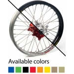Haan Wheels Enduro Complete Wheel 18 x 2,50 Suzuki RMX 450Z 10- Rear