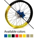 Haan Wheels MX Complete Wheel 19 x 2,15 Suzuki RMZ 450 05- Rear