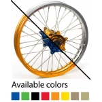 Haan Wheels MX Complete Wheel 21 x 1,60 Suzuki RMZ 250 04-06 Front