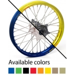 Haan Wheels MX Complete Wheel 21 x 1,60 Suzuki RM 125/250 99- Front