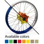 Haan Wheels MX Complete Wheel 19 x 2,15 Suzuki RM 250 99- Rear