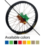 Haan Wheels MX Complete Wheel 19 x 1,85 Suzuki RM 125 99- Rear