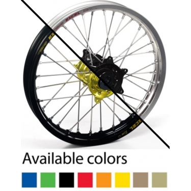 Haan Wheels MX Complete Wheel 21 x 1,60 Honda CR 125/250 95-07 Front