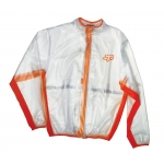 Fox Racing MX Fluid Regenjacke Orange 2015-2017