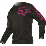 Fox Racing Women's Blackout Jersey Ladies 2XL - 44 2015-2019 # SALE