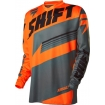 Shift Racing Assault Shirt Orange 2016 # SALE