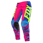 Fox Racing Womens 180 Ladies Pants Pink 2016 US 5/6 - Ladies 34 # SALE