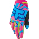 Fox Racing Womens Dirtpaw Gloves Ladies Pink 2016 10 - L # SALE
