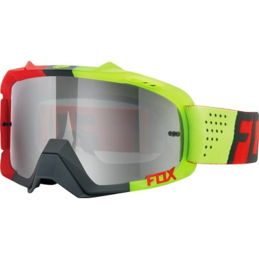 Fox Racing Air Defence Libra Red-Yellow Spark 2016 # SALE