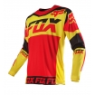 Fox Racing 180 Shirt Mako Yellow 2016 SALE