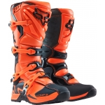 Fox Racing Youth Comp 5Y Stiefel Orange Kids 2016-2017