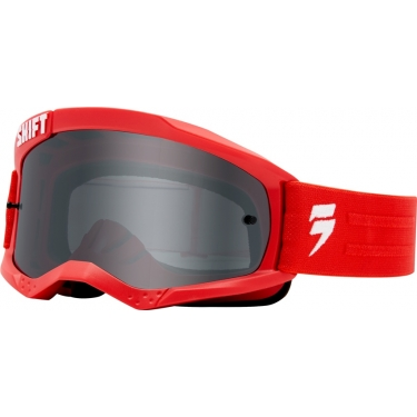 Shift Racing Whit3 Label Brille Red 2018