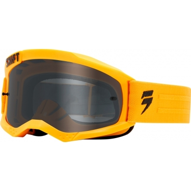 Shift Racing Whit3 Label Brille Yellow 2018