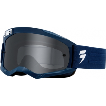 Shift Racing Whit3 Label Brille Navy 2018