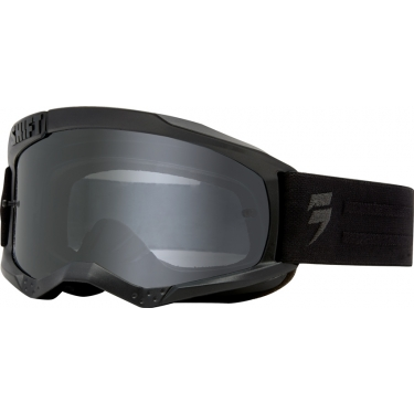 Shift Racing Whit3 Label Brille Black/Grey 2018