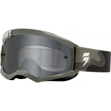 Shift Racing Whit3 Label Brille Camo 2018