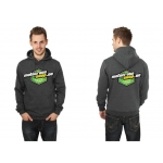 Motocross-Shop.de Hoody Charcoal Green