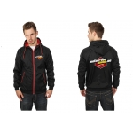 Motocross-Shop Windrunner Contrast red
