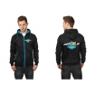 Motocross-Shop Windrunner Contrast cyan