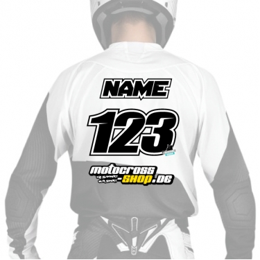 Printing of Rider-Jerseys - Team Motocross-Shop.de