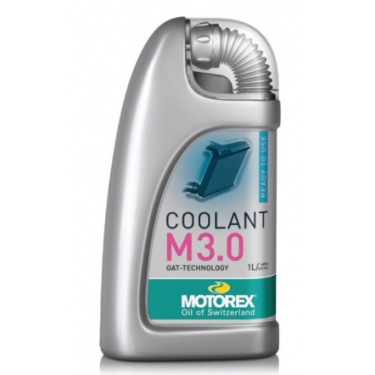 Motorex Coolant M 3.0 - ready to use