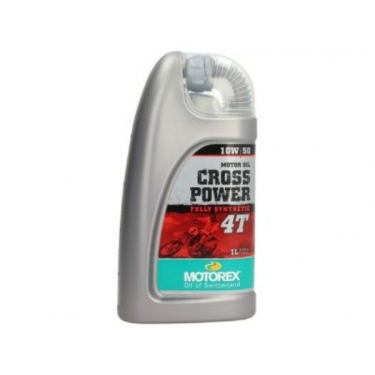 Motorex Cross Power 4T 10W/50