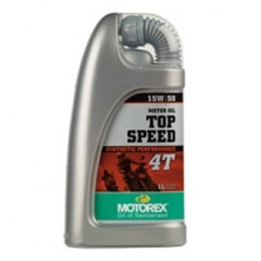 Motorex Top Speed 4T 15W/50
