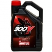 Motul 4-stroke oil 300V Factory Line 10W/40 4 liters