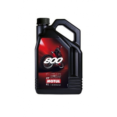 Motul 2-stroke oil Off Road 800 2T Factory 4 liters