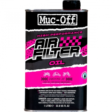 Muc Off Air Filter Oil