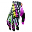 ONeal Jump Gloves Cobra Automatic white-neon SALE