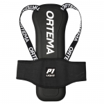 Ortema P1 light Back Protector with Shoulder Straps
