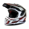 ProGrip 3090 Helmet Black-Red SALE