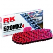 RK-Takasago Chain 520 MXZ4 red