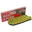 RK-Takasago Chain 420 SB neon yellow