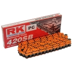 RK-Takasago Chain 420 SB orange